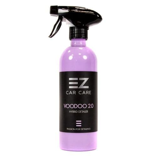 EZ Car Care - Voodoo 2.0 SI02 Ceramic Hybrid Detailing Spray