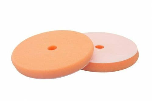"Flexipads X-Slim Orange Medium Cutting Pad 6.5"" GREAT FIT FOR DAS6"