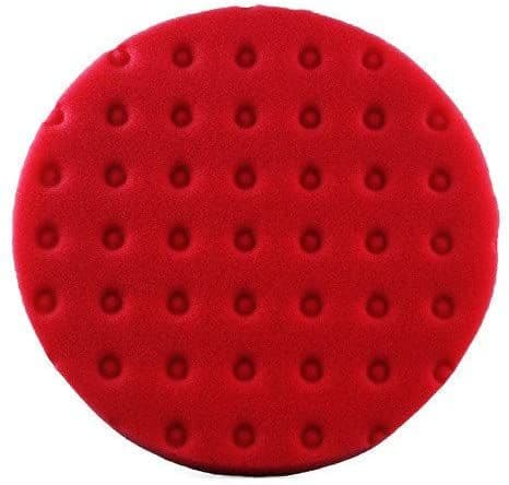 Lake Country CCS Smart Foam Pad - RED (Ultrasoft Wax/Sealant)