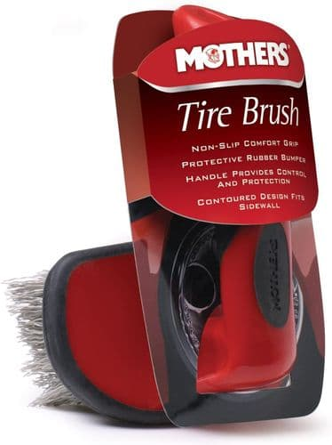 Mothers Contoured Tyre Brush