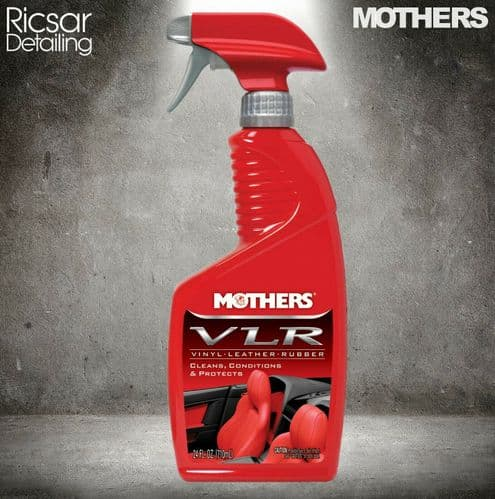 Mothers VLR Vinyl, Leather and Rubber Cleaner and Conditioner