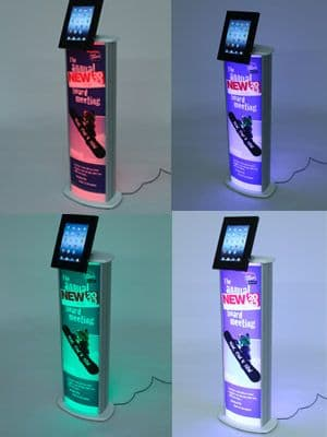 œ422 +VAT -  iPad Counter - Lightbox