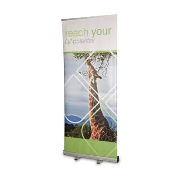 From œ38! promo banner Stands in bulk