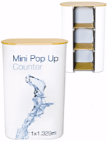 Mini Pop Up Counter From œ224.00 excl VAT