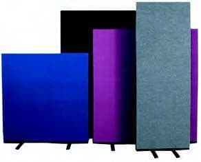 Mobile Room Dividers - Woolmix Fabric