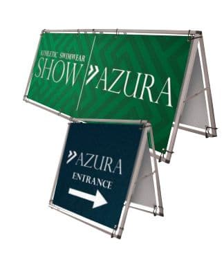Outdoor Banner Frames From œ61.00