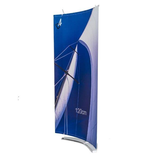 D4 Shape Display Banner