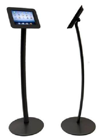 Elegant iPad Holder in black