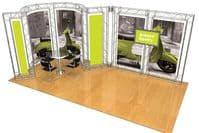 Exhibition Gantry