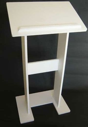 Simple lectern
