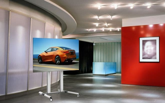 Satbnd For TV, LCD, 60 inch Plasma stand on wheels, 46