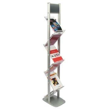 Zig Zag Brochure Literature Dispenser