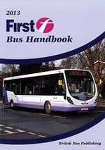 2013 FIRSTBUS HANDBOOK ISBN 9781904875239