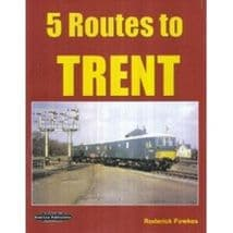 5 ROUTES TO TRENT ISBN: 9781909625631