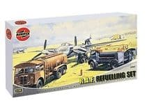 AIRFIX A03302 1:72 SCALE RAF Refuelling Set with Bedford QL and AEC Matador tank