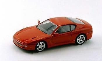 BANG 8013 O SCALE Ferrari 456GT Prova red