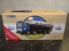 CORGI CLASSICS 97328 1:50 SCALE AEC ELIPTICAL PETROL TANKER MAJOR