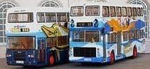 CORGI ORIGAL OMNIBUS 45007 00 SCALE Citybus Ocean Park Gift Set