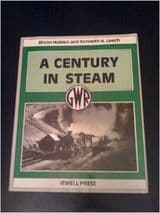 A CENTURY IN STEAM GWR ISBN 9781871608359