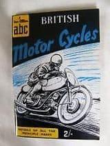 ABC BRITISH MOTOR CYCLES ISBN 9780711028630