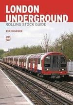 ABC LONDON UNDERGROUND ROLLING STOCK GUIDE ISBN: 9780711038073