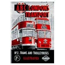 ABC OF LONDON'S TRANSPORT ISBN 9780711027602