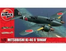 AIRFIX A02016 1:72 SCALE Mitsubishi KI-46-II 'DINAH'
