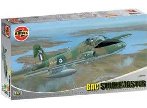 AIRFIX A03049 1:72 SCALE BAC Strikemaster