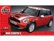 AIRFIX A03412 1:32 SCALE Mini Cooper S