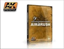 AK INTERACTIVE AIRBRUSH ESSENTIAL TRAINING DVD AK652