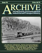 ARCHIVE MAGAZINE ISSUE 94 ISBN: 1352-7991-94
