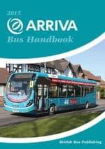 ARRIVA BUS HANDBOOK 2015 ISBN: 9781904875338