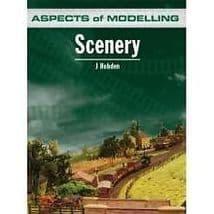 ASPECTS OF MODELLING SCENERY ISBN 9780711035102