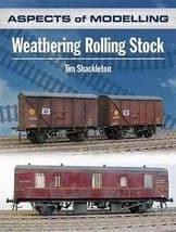 ASPECTS OF MODELLING: Weathering Rolling Stock ISBN: 9780711037588