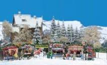 BUSCH 1059 HO Christmas Fair