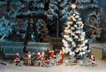 BUSCH BUS5411 Christmas Tree (Illuminated)