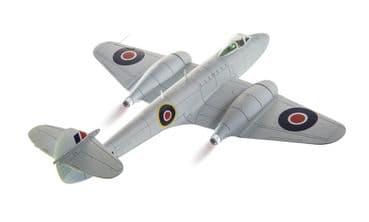 CORGI AVIATION ARCHIVE AA27402 1:72 SCALE Gloster Meteor F3 YQ-Q 616 Squadron