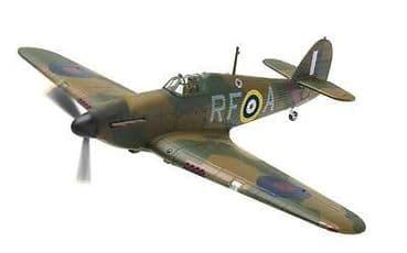CORGI AVIATION ARCHIVE AA27602 1:72 SCALE Hawker Hurricane MkI, Northolt 1940