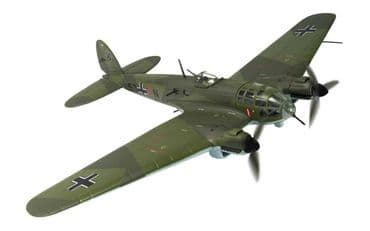 CORGI AVIATION ARCHIVE AA33714 1:72 SCALE Heinkel He111P Oslo German WW2 Bomber