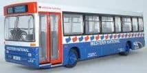 EFE 20633 00 SCALE Dennis Dart Plaxton Pointer Single Deck Bus Western National