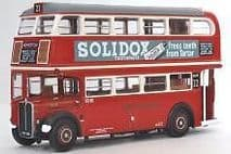 EFE 34001 00 SCALE AEC PreWar RT Class Double Deck Bus London Transport Central