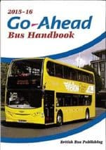 GO-AHEAD BUS HANDBOOK 2015-2016 ISBN: 9781904875826