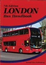 LONDON BUS HANDBOOK 2015 7th Edition ISBN: 9781904875574