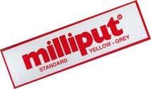 MILLIPUT MILLSTS Standard yellow-grey