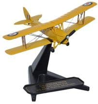 OXFORD DIECAST 72TM006 1:72  SCALE DH Tiger Moth Classic Wings