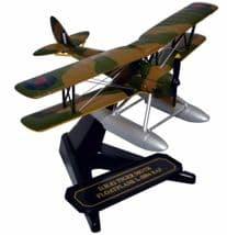 OXFORD DIECAST 72TM010 1:72 SCALE DH82A Tiger Moth Floatplane RAF L-5894