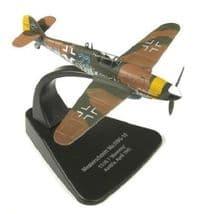 OXFORD DIECAST AC010 1:72 SCALE Messerschmitt Bf 109G