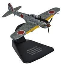 OXFORD DIECAST AC039 1:72  SCALE  Nakajima Ki43