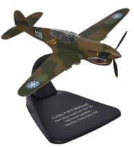 OXFORD DIECAST AC043 1:72  SCALE  Curtiss P40E Warhawk