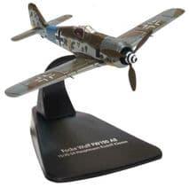 OXFORD DIECAST AC090 1:72 SCALE Focke Wulf 190a 15/Jg 54, Hauptmann Rudolf Klemm